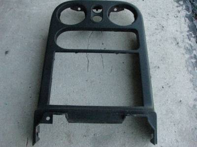 Miata 90-97 - Body, Internal Inc. Seats, Dash, AC, Tops - Miata 90-93 Radio Surround