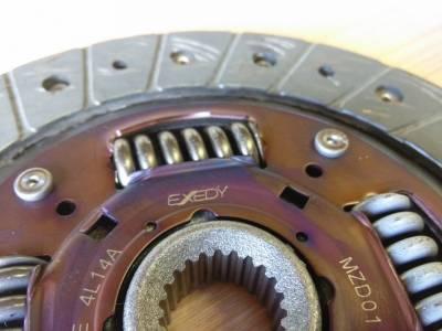 Brand New - 90'-93' 1.6 OEM/Exedy Complete Miata Clutch Kit - Image 3