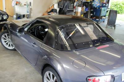 New Light Weight Miata Race Hard Top fits NC 2006-2015 - Image 2