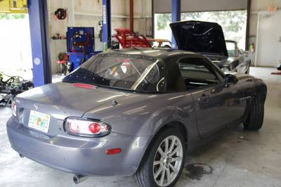 New Light Weight Miata Race Hard Top fits NC 2006-2015 - Image 1