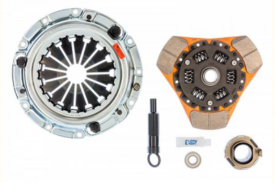 New Miata Parts '99-'05 - Drivetrain, Transmission, and Differential - Exedy 1.8 Stage 2 Racing Clutch Kit (Thick Pad)