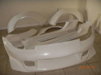 '99 - '05 GT Wide Body Kit - Image 5