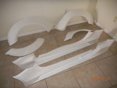 '99 - '05 GT Wide Body Kit - Image 6