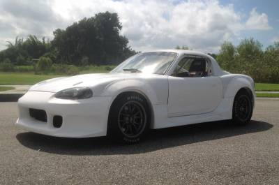 '99 - '05 Miata New Lightweight Fiberglass Doors