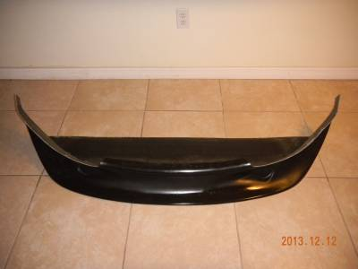'90 - '97 Miata New GT Style / Time Attack Front Lip/Splitter