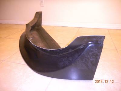 '90 - '97 Miata New GT Style / Time Attack Front Lip/Splitter - Image 3