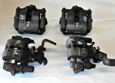 Miata 99-05 - Suspension, Chassis, Steering, Brakes - '01-'05 Sport Calipers with brackets (sold individually)