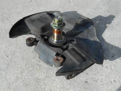 Miata 99-05 - Suspension, Chassis, Steering, Brakes - '99 - '00 Front Spindle (no hub)