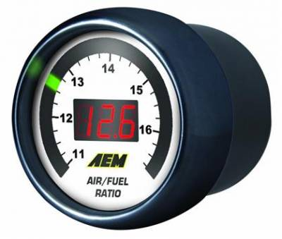 AEM Digital Wideband UEGO Air/Fuel Ratio Gauge Kit - Image 2