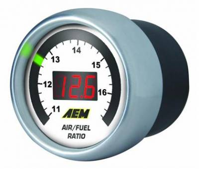 AEM Digital Wideband UEGO Air/Fuel Ratio Gauge Kit