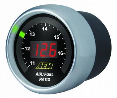 AEM Digital Wideband UEGO Air/Fuel Ratio Gauge Kit - Image 4