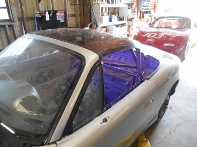 New Special Chop Top for Race Miata's!