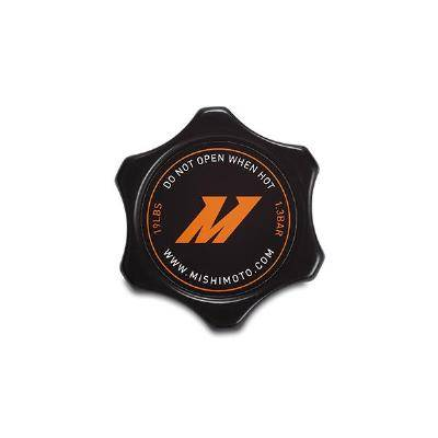 New Spec Miata Parts '90-'97 - Engine & Accessory Components - Mishimoto High Pressure 1.3 Bar Small Radiator Cap  for '90 - '05 Miata
