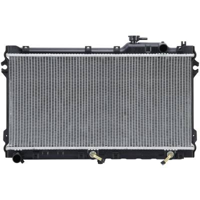New Miata Parts '90-'97 - Engine & Accessory Components - CSF OEM Replacement Radiator for '90 - '97 Miata