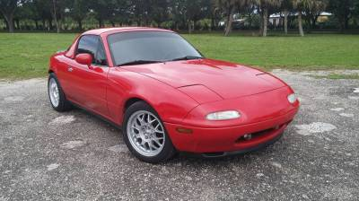 Used Miata Parts - Miata 90-97 - Miata Body, External Inc. Lighting