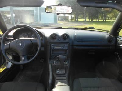 1999 Silver Mazda Miata - Image 8