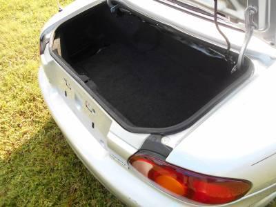 1999 Silver Mazda Miata - Image 9