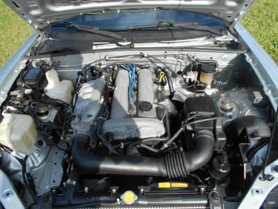 1999 Silver Mazda Miata - Image 10
