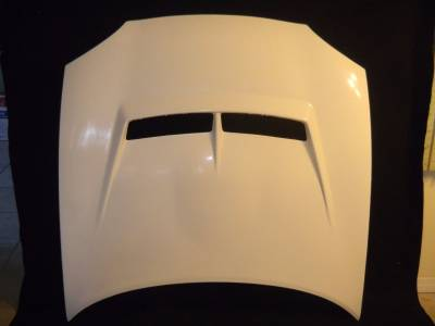 Light Weight Hard Top/Body - '99 - '05 Miata New Lightweight 9 lb Vented Fiberglass Race Hood