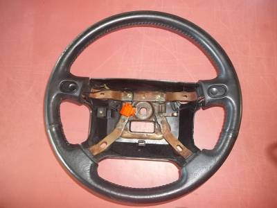 Miata 90-97 - Suspension, Chassis, Steering, Brakes - '90 - '97 Leather Steering Wheel