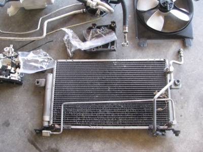 Miata 99-05 - Body, Internal Inc. Seats, Dash, AC, Tops - '01 - '05 Miata Complete AC Kit