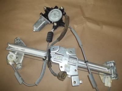 '99-'05 Miata Driver Rebuilt Power Window Regulator - Image 1