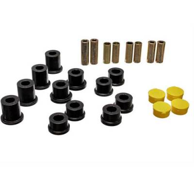 Miata 99-05 - Body, Internal Inc. Seats, Dash, AC, Tops - 90-05 Mazda Miata Energy Suspension performance polyurethane bushing kit (FRONT) - 11.3105G