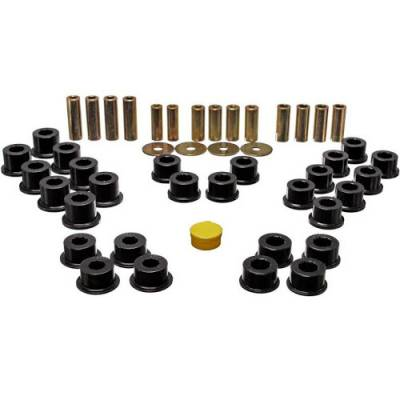 New Miata Parts '99-'05 - Suspension, Chassis, Steering, Brakes - 90-05 Mazda Miata Energy Suspension performance polyurethane bushing kit (REAR)