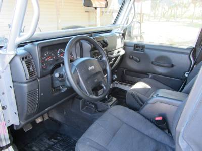 Treasure Coast Jeeps - Used 1997 - 2006 TJ Jeep Parts - Body, Internal inc. Seats, Dash, A/C & Tops