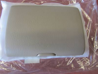 New Miata Parts '99-'05 - Body, Internal Inc. Seats, Dash, AC, Tops - New OEM Miata '01 - '05 Center console lid with hinge