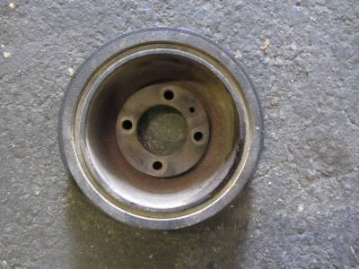 Miata 99-05 - Engine & Accessory Components - 90-05 Mazda Miata harmonic balancer pulley (used)