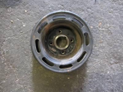 90-05 Mazda Miata harmonic balancer pulley (used) - Image 2