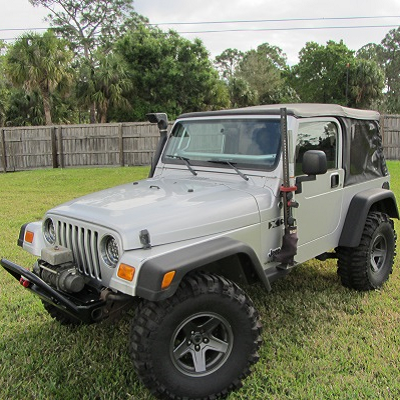 Treasure Coast Jeeps - Used 1997 - 2006 TJ Jeep Parts