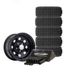 Treasure Coast Jeeps - New 1997 - 2006 TJ Jeep Parts - Wheels and Tires