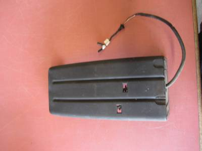 Used 1997 - 2006 TJ Jeep Parts - Body, external inc.lighting - 97-06 Jeep Wrangler 3rd brake light