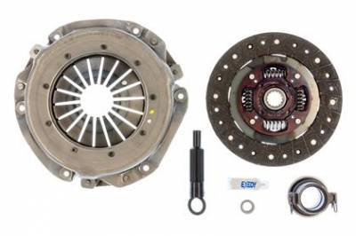 New 1997 - 2006 TJ Jeep Parts - Drive Train, Transmission and Differential - 97-02 TJ Jeep 2.5L EXEDY OEM Equivilant Clutch Kit