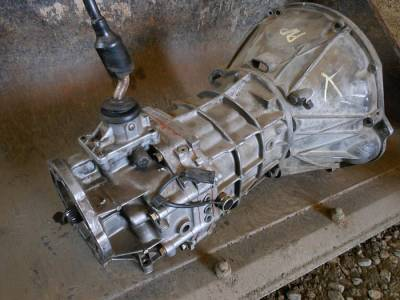 Used 1997 - 2006 TJ Jeep Parts - Drive Train, Transmission and Differential - 97-99 Jeep Wrangler ax15 transmission (5speed)