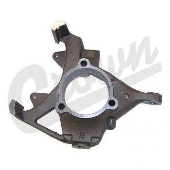 New 1997 - 2006 TJ Jeep Parts - Suspension, Chassis, Steering & Brakes - (1997-2006) Jeep Wrangler TJ  Crown Steering Knuckle (Right)