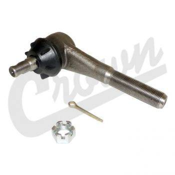 New 1997 - 2006 TJ Jeep Parts - Suspension, Chassis, Steering & Brakes - (1997-2006) Jeep Wrangler TJ  Crown Tie Rod End, left