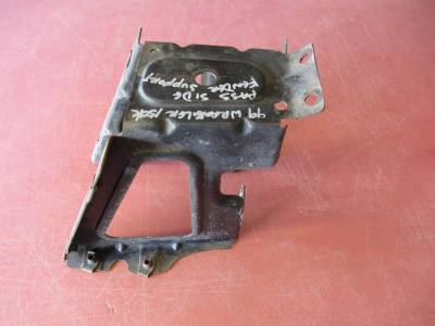 97-06 Jeep Wrangler TJ battery tray support bracket - Image 2