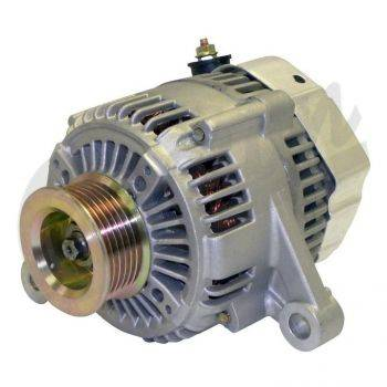 New 1997 - 2006 TJ Jeep Parts - Electrical, Engine & Body - 2000 TJ Jeep 117 Amp Alternator w/ 4.0L engine