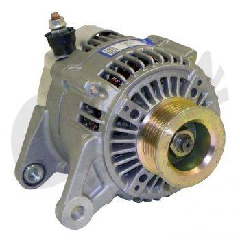 New 1997 - 2006 TJ Jeep Parts - Electrical, Engine & Body - 2001-2006 TJ Jeep 117 Amp Alternator w/ 4.0L engine