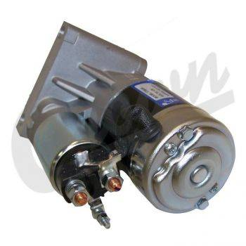 New 1997 - 2006 TJ Jeep Parts - Electrical, Engine & Body - 1999-2002 TJ Jeep Starter w/ 2.5L engine.