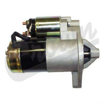 New 1997 - 2006 TJ Jeep Parts - Electrical, Engine & Body - 1997-1998 TJ Jeep Starter w/ 4.0L engine.