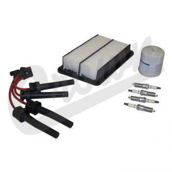New 1997 - 2006 TJ Jeep Parts - Electrical, Engine & Body - 2003-2006 TJ Jeep Tune Up Kit w/ 2.4L engine.