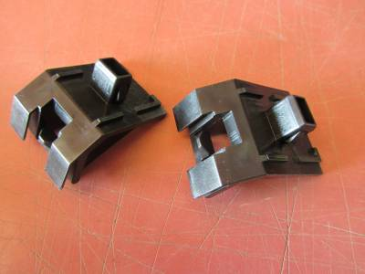 New OEM 01-05 Mazda Miata bumper clips (set) - Image 1