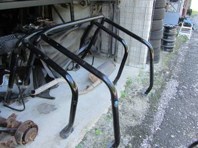 Used 1997 - 2006 TJ Jeep Parts - Suspension, Chassis, Steering Brakes - 97-06 Jeep Wrangler tj OEM roll bar (no padding)