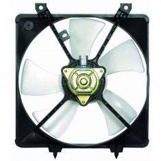 New Spec Miata Parts '99-'05 - Electrical, Engine and Body - '99 - '05 Miata Radiator Cooling Fan assembly