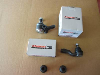 New Spec Miata Parts '99-'05 - Suspension, Chassis, Steering, Brakes - 90 - 05 Miata Ball Joint/Tie Rod Refresh Package