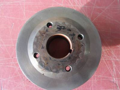 '91 - '05 Miata pulley boss, used - FREE SHIPPING - Image 2